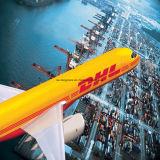 중국에서 세계에 DHL 급행 납품