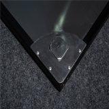 Painel de cristal do aquecimento do carbono do infravermelho distante dos calefatores do quarto da sala de visitas do banheiro