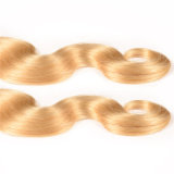 Human Hair Extensions 20PCS Natural Black RemyブラジルのStraight Skin Weft Hair Blonde Tape Hair ExtensionsブラウンSalesのテープ