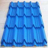 Строительный материал плиты толя PPGI/Gi/PPGL Steell цвета