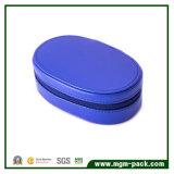 Boîte de rangement en cuir design spécial avec pochette