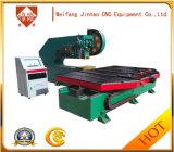 Poinçonneuse bon marché chinoise de la commande numérique par ordinateur Jh-3 avec la plate-forme alimentante
