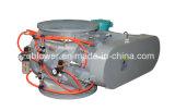 (AZR-220) Datilografar a abrasão a válvula giratória resistente para o pó abrasivo