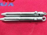 習慣の高精度の機械化アルミニウム真鍮の鋼鉄CNCの回転部品