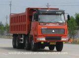 De Vrachtwagen van de Stortplaats van de Mijnbouw van Sinotruk 8*4