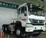 Sinotrukのブランド6X4のドライブの種類トラクターのトラック