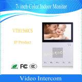 Dahua 7 - Беседа крытого монитора цвета дюйма видео- (VTH1560CS)