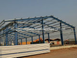 Steel chiaro Structure per il Carport/Warehouse/Workshop (SL-0059)