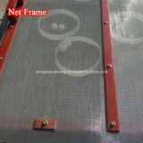 Große Kapazitäts-horizontale Kleber-vibrierender Bildschirm-Maschine