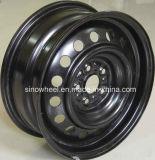 Borda de aço de aço da roda do carro de passageiro da borda da roda do inverno da alta qualidade