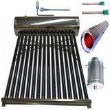 Sistema do calefator de água da energia solar (sistema de aquecimento solar)