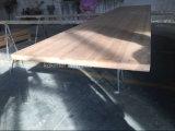 가구를 위한 27mm 4 층 Carbonzied 또는 캐러멜에 의하여 교차되는 대나무 널 또는 위원회 또는 판자 또는 싱크대 또는 Worktop 또는 지면