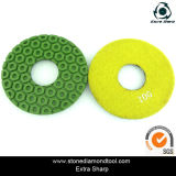 Miel Comb Resin Floor Polishing Wheel pour Concrete Grinding Cleaning Reshining