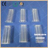 Quarz-Laser-Kammer der Quarz-Glaslaser-Kammer-3-Hole|Poröse Quarz-Laser-Kammer|Runde Quarz-Laser-Kammer