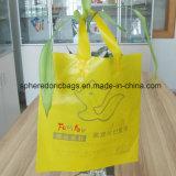 Sac à provisions en plastique de la meilleure qualité pour des vêtements ou des luxes