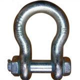 La baisse galvanisée plongée chaude a modifié le type jumelle de boulon et de noix D