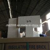 Brique réfractaire isolante thermique élevée pour garniture de four
