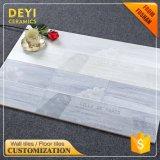 2016 heißer Verkauf weißes keramisches 250× 750 Tintenstrahl-Fliese-keramische Wand-Fliese des Baumaterial-3D