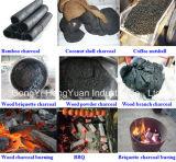 Низкая машина углероживания деревянного угля потребления
