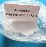 Poudre crue anabolique Anavar pour les tablettes ou les pillules orales