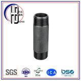 Edelstahl/Kohlenstoffstahl-Gewinde-passender Hex Nippel für Großverkauf