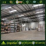 Construction préfabriquée légère de structure métallique de coût bas avec le bureau