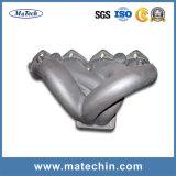 ターボ排気多岐管のためのカスタム精密な延性がある鉄の鋳造