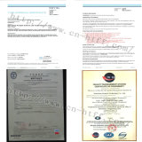 ISOの証明書の犠牲的な陽極亜鉛陽極