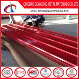 Лист толя SGCC Prepainted PPGI стальной Corrugated