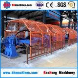 Tipo completo macchina di salto automatico di buoni prezzi della Cina di arenamento del cavo