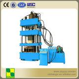 Alta precisión y receptor de papel de Zhengxi que venden la máquina de la prensa hidráulica de cuatro columnas