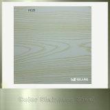 Fournisseur de la Chine de feuille d'acier inoxydable de laminage de couleur solide de PVC pour le projet