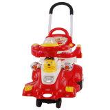 Carro do balanço das crianças com a multi função feita em China para a venda