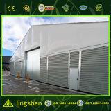 Casa modular prefabricada para la fábrica del neumático
