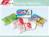 Maquinaria del paquete de la almohadilla de Autofeeding del jabón