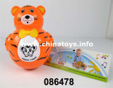 Electric Toys Plastic Toy B / O Tumbler Electric Bear Gift (3140188)