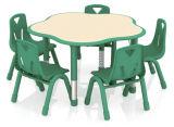 Tableau en plastique de Chindren de meubles de 2016 écoles maternelles