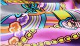 Senhora colorida Lenço de Flaral do lenço de seda à moda das mulheres luxuosas de seda puras da forma