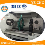 Mini torno, alta precisión y mini máquina de torneado del torno del CNC del precio bajo Ck6150