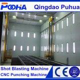 Fabbricazione superiore per la stanza di brillamento della cabina/sabbia di brillamento di sabbia