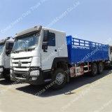 중국 Sinotruk HOWO 6X4 30ton 말뚝 화물 트럭