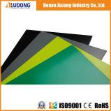 Панель зеленой серии алюминиевая составная используют для нутряного украшения