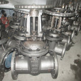 DIN Cast Steel Gate Valve F7 (Z41H-F7)