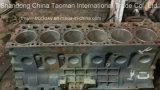 Цилиндровый блок запасных частей тележки Sinotruck HOWO Shacman Foton (61500010383)