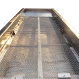 Macchina lineare della selezione di vibrazione dell'acciaio inossidabile per il processo di raffinamento del salgemma