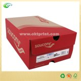 Картон обувает коробку крышки с нестандартной конструкцией (CKT-CB-431)