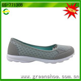 Good Selling Greenshoe Fashion Lady Casual Chaussures plates