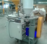 Máquina de descascamento horizontal para a linha da extrusão de cabo