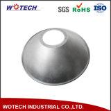 Nuance de lampe de rotation en aluminium d'OEM