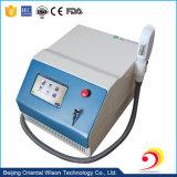 Machine portative de chargement initial de beauté de déplacement de tache de rousseur d'épilation de Shr